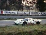 24 heures du Mans 1972 - Porsche 907 #24 - Pilotes : Peter Mattli / Herve Bayard / Walter Brun - 18ème6
