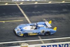 24 heures du Mans 1972 - Matra 670 #14 - Pilotes : François Cevert / Howden Ganley - 2ème