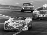 24 heures du Mans 1971 - Porsche 917-20 #23 - Pilotes : Reinhold Jöst / Willi Kauhsen - Abandon